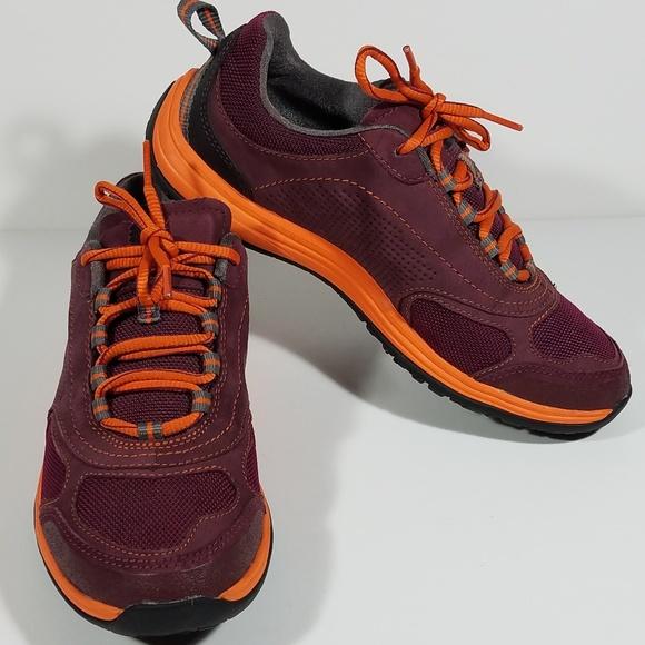Clarks Shoes | Purple Orange Rock Cross